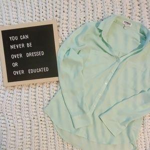 Express Portfolio blouse
